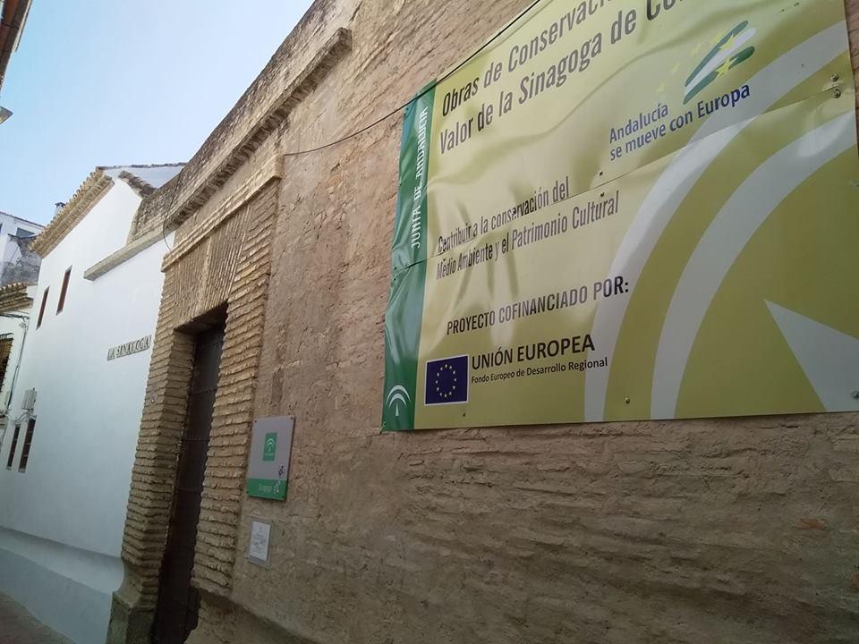 EQUO reclama a la Junta de Andalucía  agilidad en la apertura de la Sinagoga.