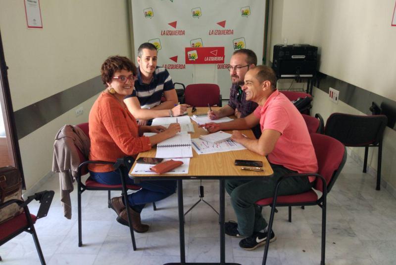 Izquierda Unida y Podemos siguen construyendo la confluencia de cara a las próximas elecciones municipales