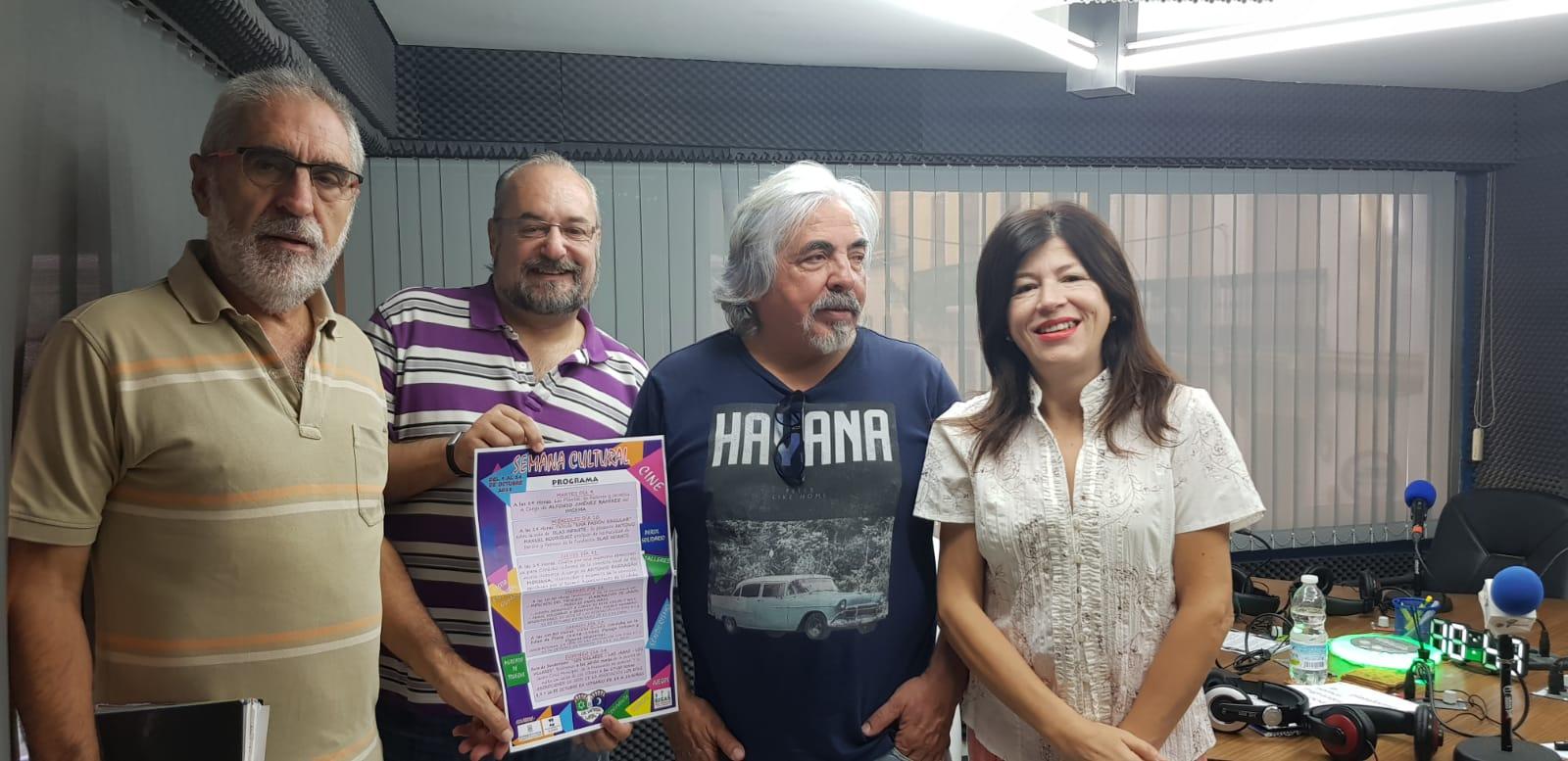 Quinto programa de la 3ª temporada de ¡Qué tal!¿Cómo estamos? Con Inés Fontiveros y Álex Castellanos