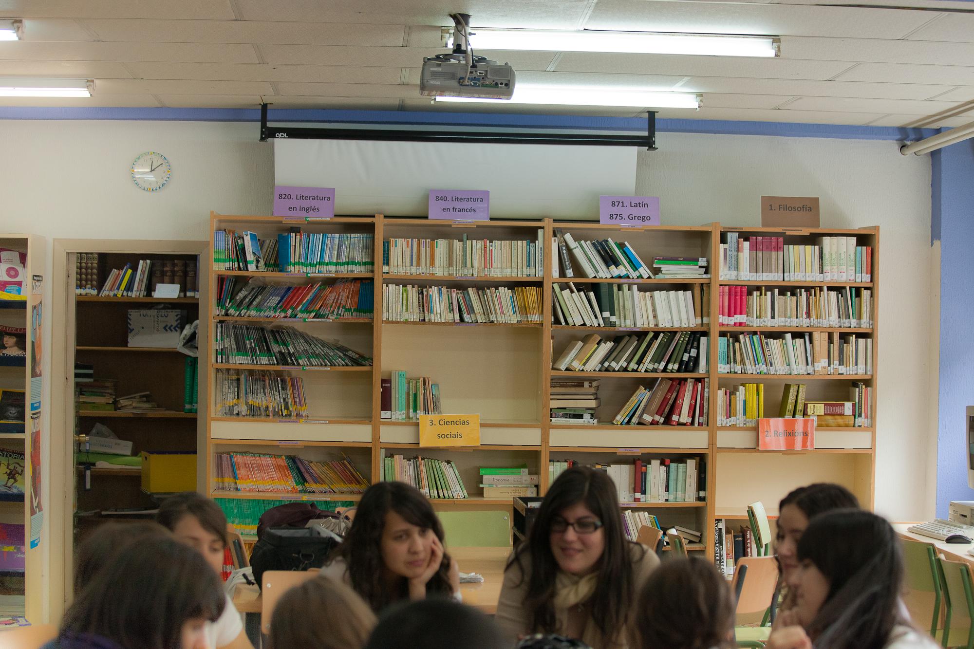 """Abierto el plazo para la solicitud en centros de secundaria de los programas """"Encuentros Literarios"""" y """"Por qué leer a los clásicos""""."""
