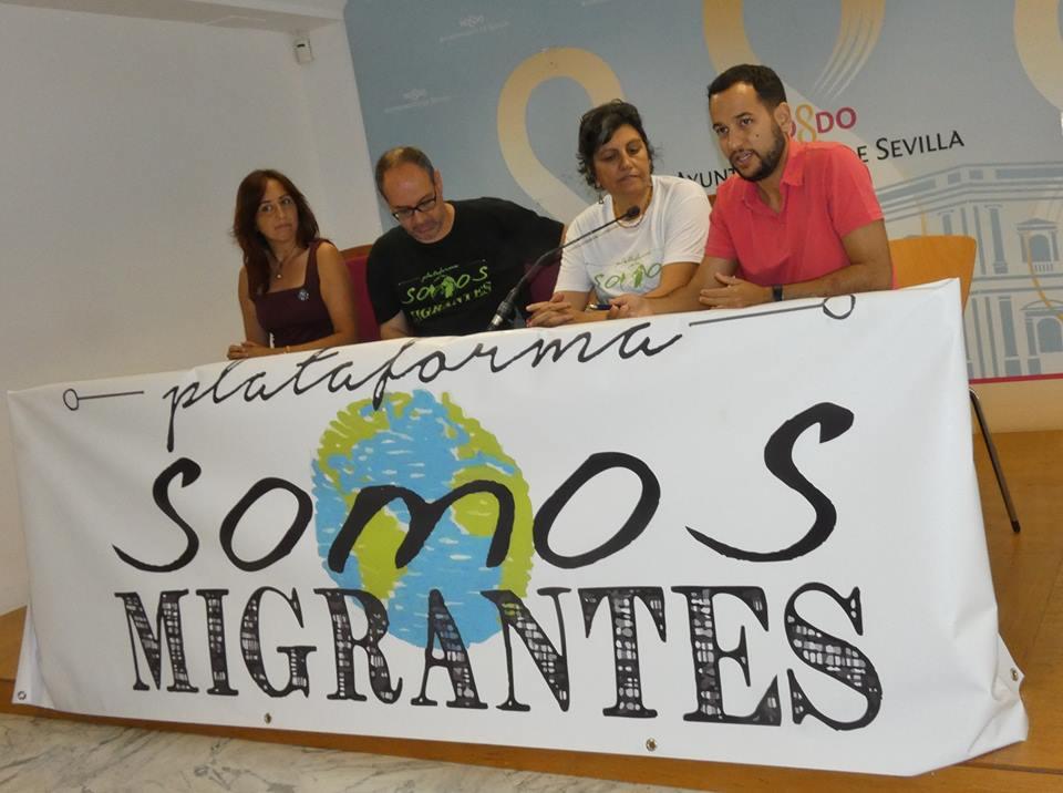 La Plataforma Somos Migrantes denuncia la situación de los y las Menores Extranjeros No Acompañados (MENA) en Andalucía