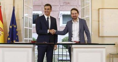 Gobierno y Unidos Podemos pactan un acuerdo que recupera derechos sociales y económicos subiendo impuestos a las rentas altas