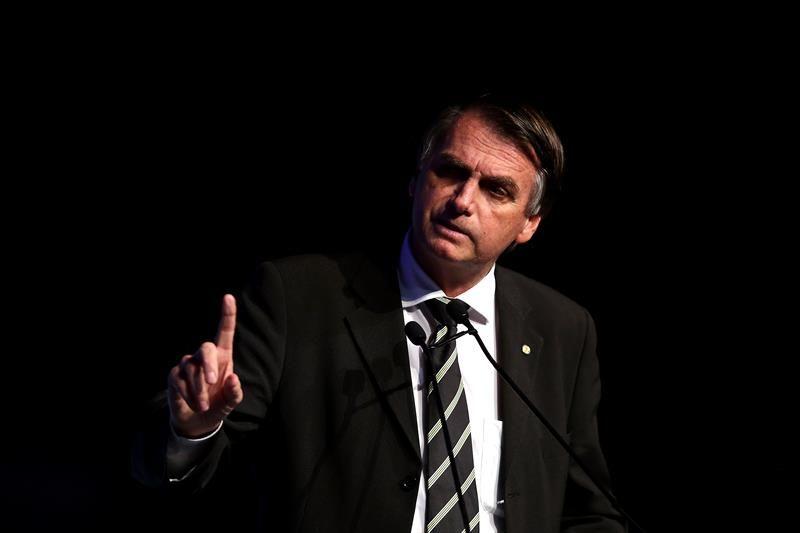 El peligro de Bolsonaro y del auge de la extrema derecha