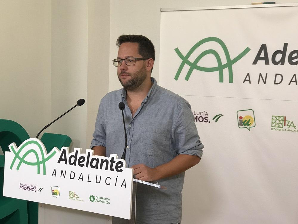 Adelante Andalucía pide a la Junta Electoral medidas para facilitar el voto de los andaluces en el exterior el 2D