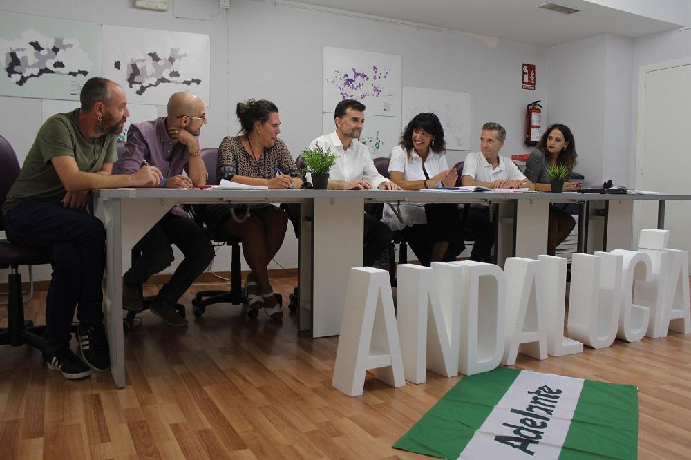 """Adelante Andalucía: """"el adelanto electoral de Susana Díaz es una muestra de debilidad. Una Andalucía distinta es posible"""""""