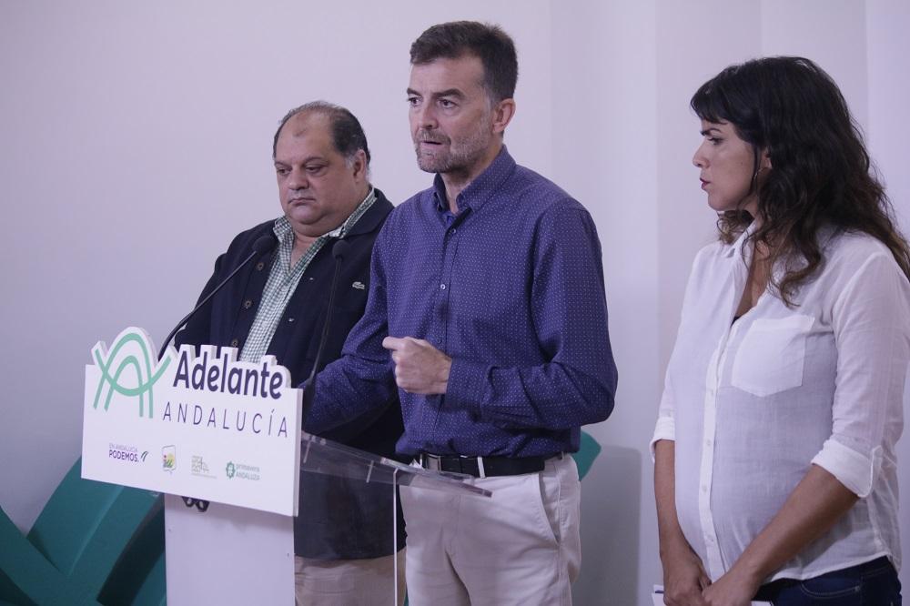 Adelante Andalucía pide que el Gobierno asuma la carga de trabajo de Navantia si no encuentra alternativa a Arabia Saudí