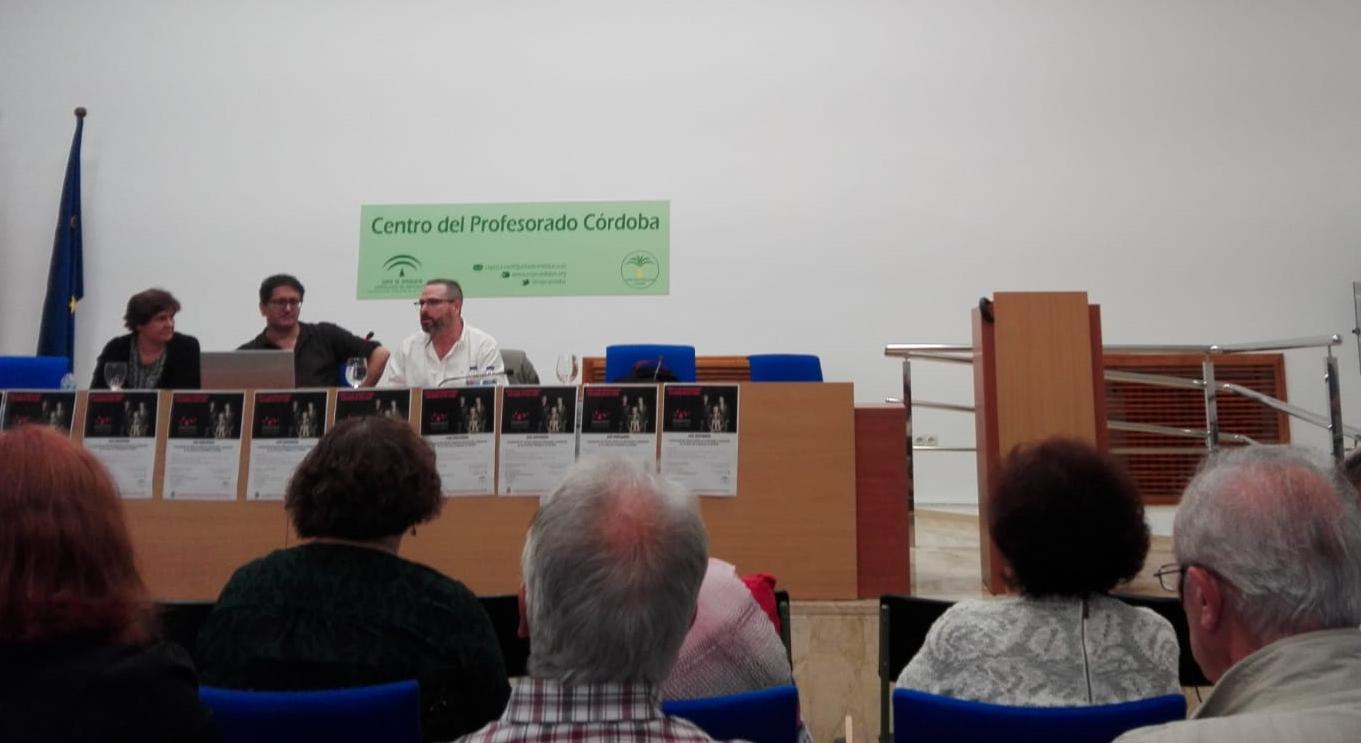 Presentación del informe técnico sobre la intervención y exhumación de las fosas del Franquismo en Córdoba