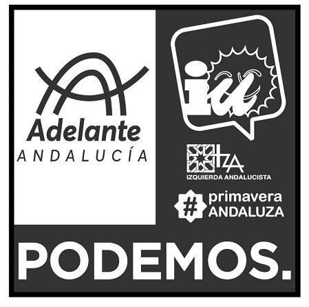 La confluencia Adelante Andalucía ya está registrada en la Junta Electoral para las elecciones andaluzas del 2 de diciembre