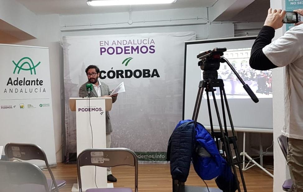 """Entrevista a David Moscoso: """"Adelante Andalucía sale a ganar el 2D y su único pacto será con políticas progresistas para Andalucía"""""""