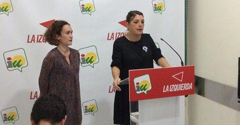 Elena Cortés señala que las políticas feministas han sido las grandes ausentes del gobierno de Susana Díaz