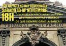 APDHA se suma a las convocatorias ante los juzgados exigiendo que la banca se haga cargo de los impuestos hipotecarios
