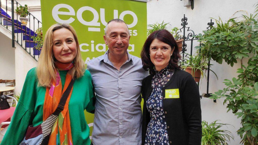 EQUO Iniciativa Andalucía recibe el apoyo de Compromís