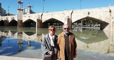 Francisco Ventura y Ana Almagro, voluntad y el coraje