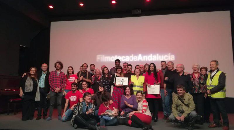 "Entrega del Premio Andaluz de Periodismo social ""Alberto Almansa"""