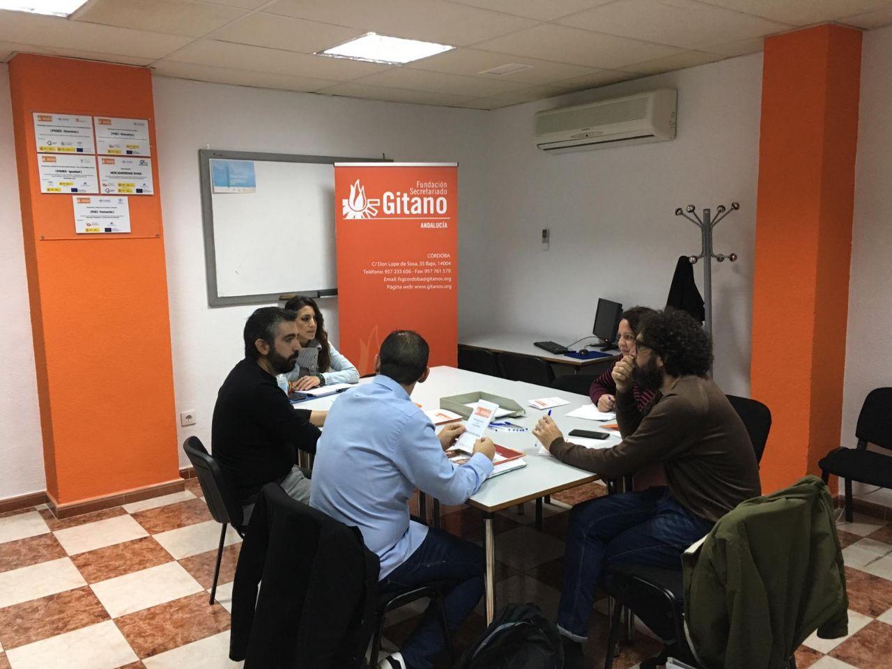 Adelante Andalucía valora de forma muy positiva el trabajo desarrollado por el Secretariado Gitano
