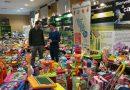 Sadeco recoge juguetes por toda la ciudad para que nadie se quede sin regalo en estas fechas
