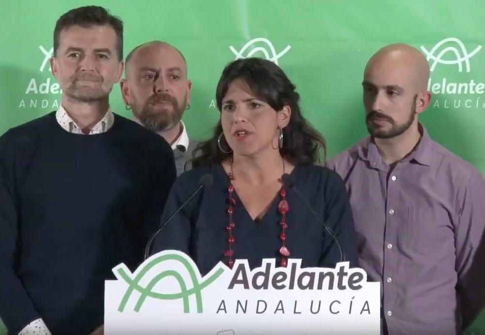 PP, C´s y VOX consiguen sumar mayoría absoluta en Andalucía, ante el hundimiento del PSOE y retroceso de Adelante Andalucía