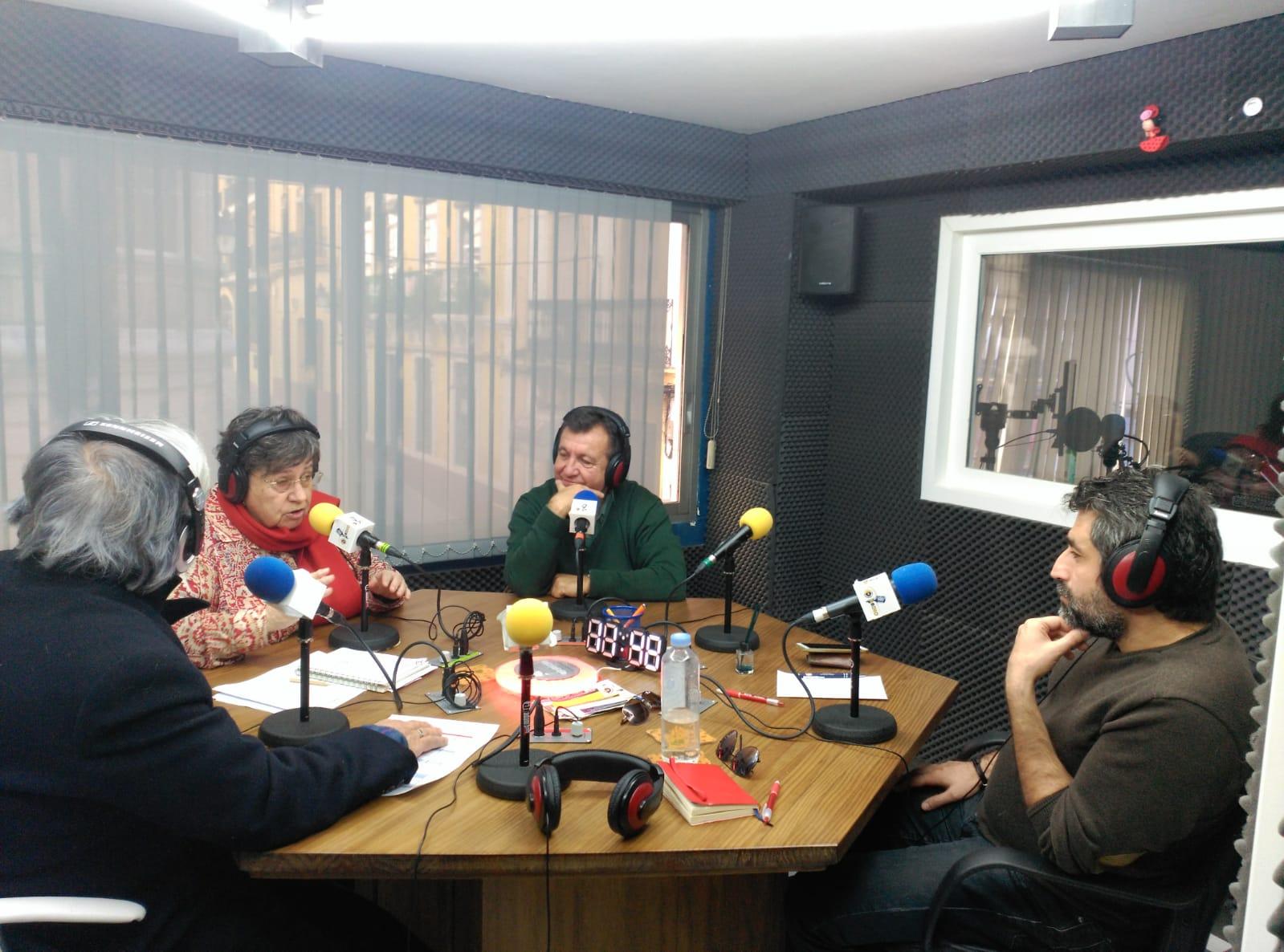 Décimo tercer programa de la 3ª temporada de ¡Qué tal!¿Cómo estamos? Con Inés Fontiveros y Álex Castellano