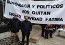 Burocracia y politicos nos quitan el Cross de Navidad de Fátima
