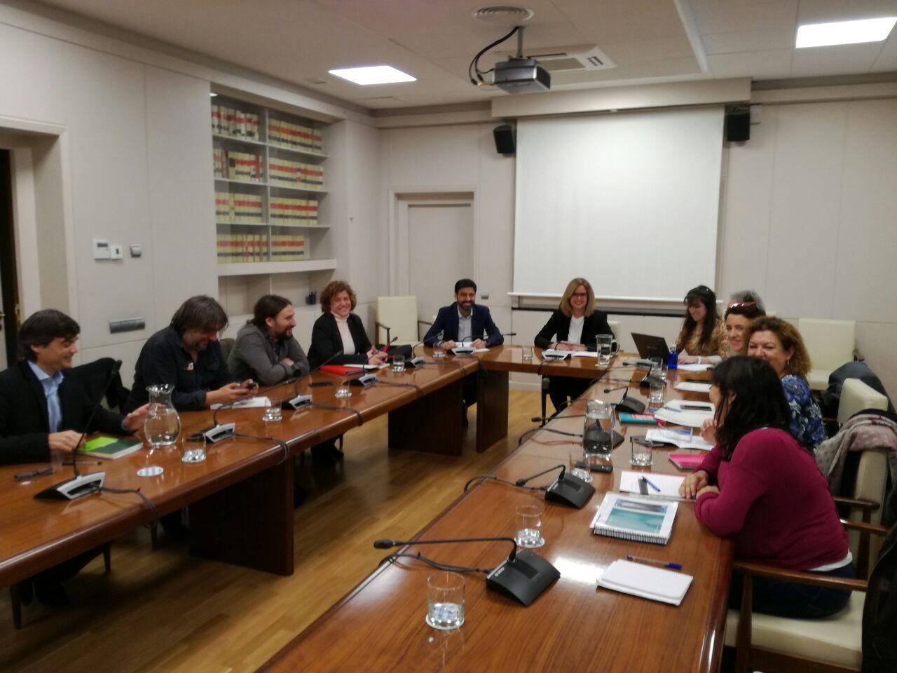 """La cuarta teniente de alcalde, Alba Doblas, apela """"al dialogo entre las distintas administraciones para garantizar el derecho básico a la vivienda"""""""