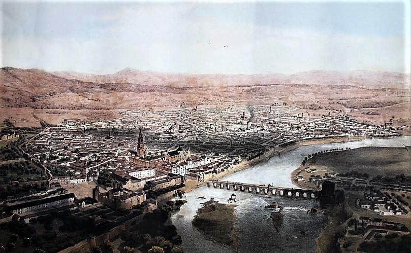 Por qué en el grabado de Guesdon de 1860 no aparecen las Maqsuras