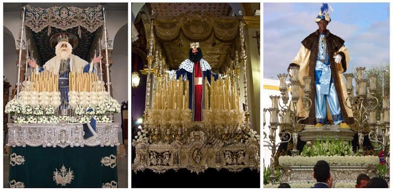La patrimonización católico-cofrade de las fiestas populares