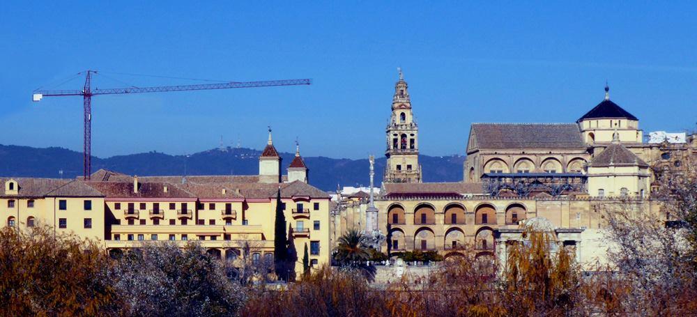 La Santa grúa del Cabildo