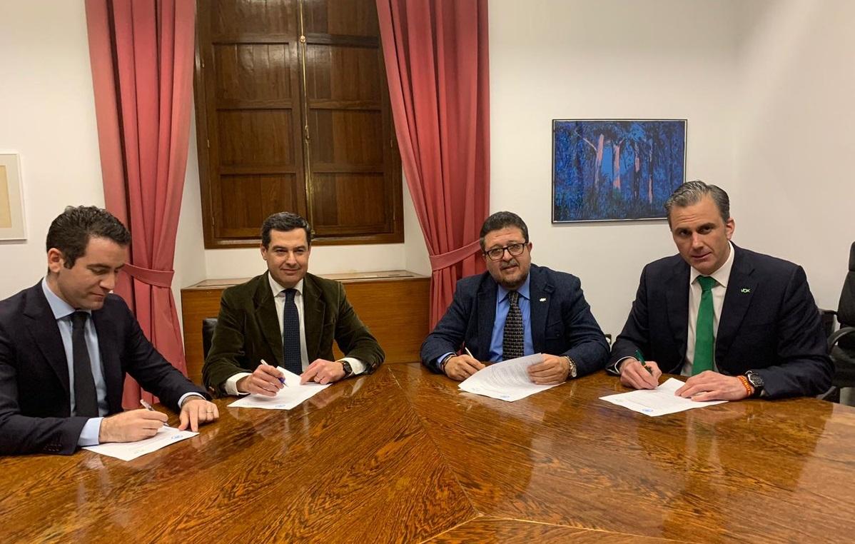 EQUO lamenta el retroceso que supondrá el nuevo Gobierno en Andalucía