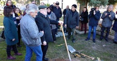 La memoria ocupa el cementerio de La Salud: el comienzo de las exhumaciones