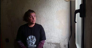 Stop Desahucios llama a parar el nuevo intento de desalojo de Mari Carmen y su familia, el martes 5 de febrero en la calle Motril, 62