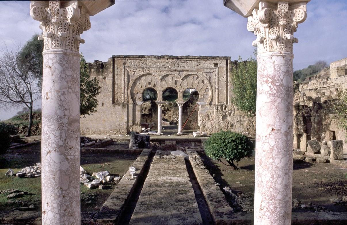 Una reconstrucción virtual de la ciudad palatina de Madinat al-Zahra