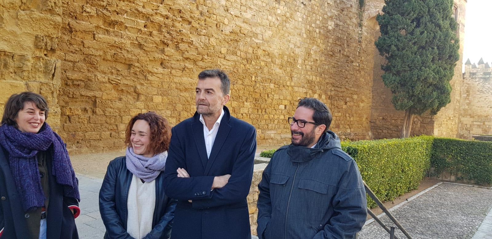 """Maíllo: """"Frente a la liturgia o teatralización de supuestas discrepancias hay un blindaje de unas derechas que van a conjurarse para gobernar en Andalucía"""""""