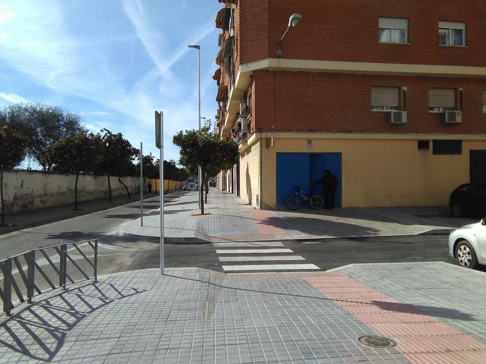 El Ayuntamiento ahorrará 119.034 en gastos de mantenimiento gracias a la actuación en Periodista Ricardo Rodríguez