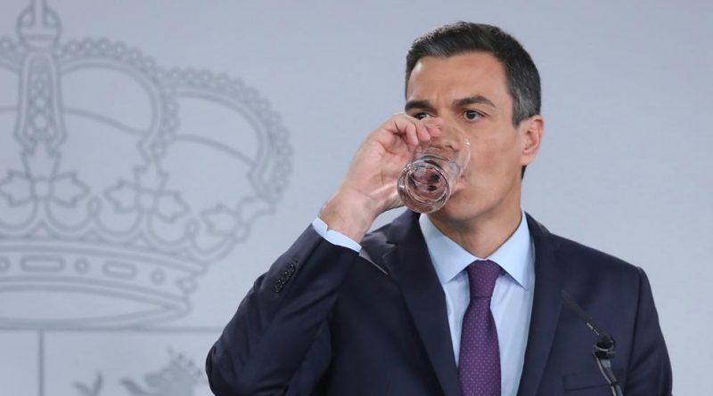 Antonio Luna Crespo, miembro de la Asesoría Jurídica de CNT en Córdoba, se querella contra el presidente Pedro Sánchez por su ultimátum de 8 días a Nicolás Maduro