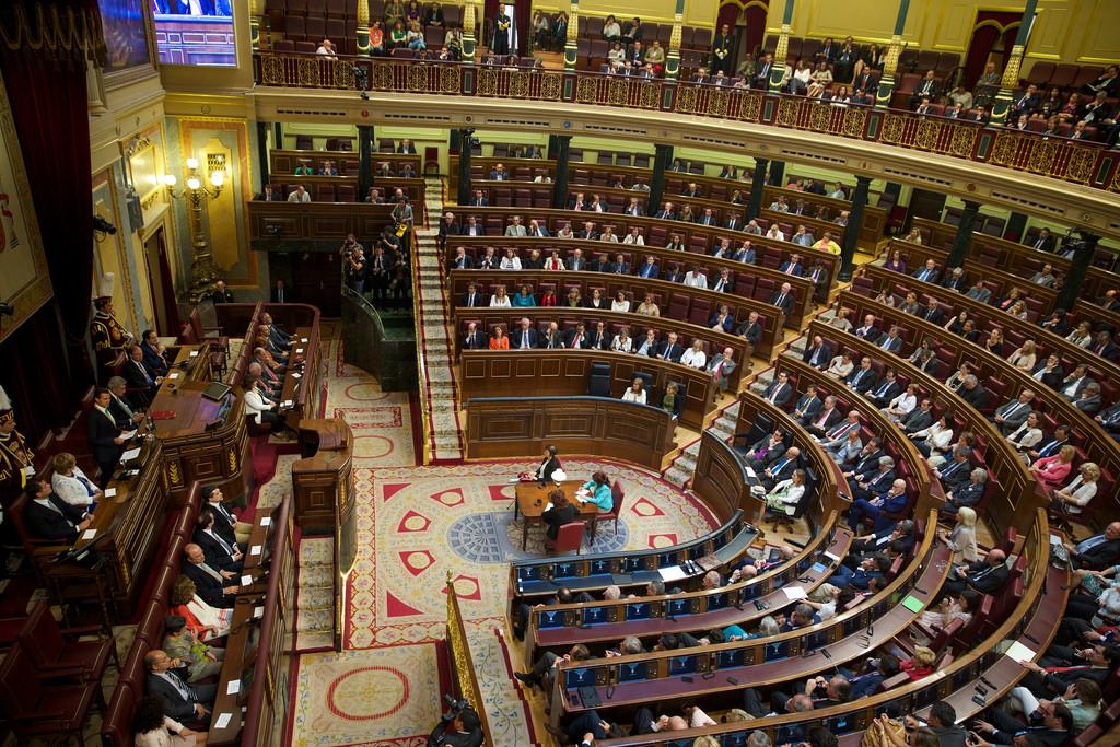 """Crisis en el """"Estado de partidos"""" (políticos)"""
