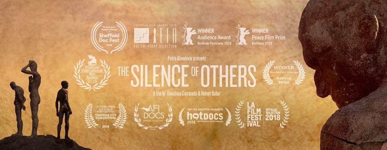 """""""El silencio de los otros"""", premio Goya a la mejor película documental"""