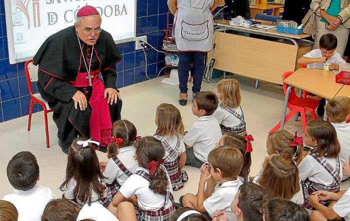 Córdoba Laica apoya la decisión del Consejo Escolar de Fuente Palmera para evitar la visita pastoral del obispo al centro educativo