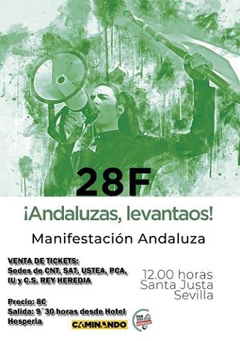 """""""Caminando para el 28F"""": convocatoria de una movilización que auna diversas reivindicaciones sociales"""