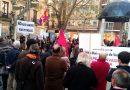Numerosa asistencia a la concentración en defensa de la legitimidad de la República Bolivariana de Venezuela y contra el golpe de Estado