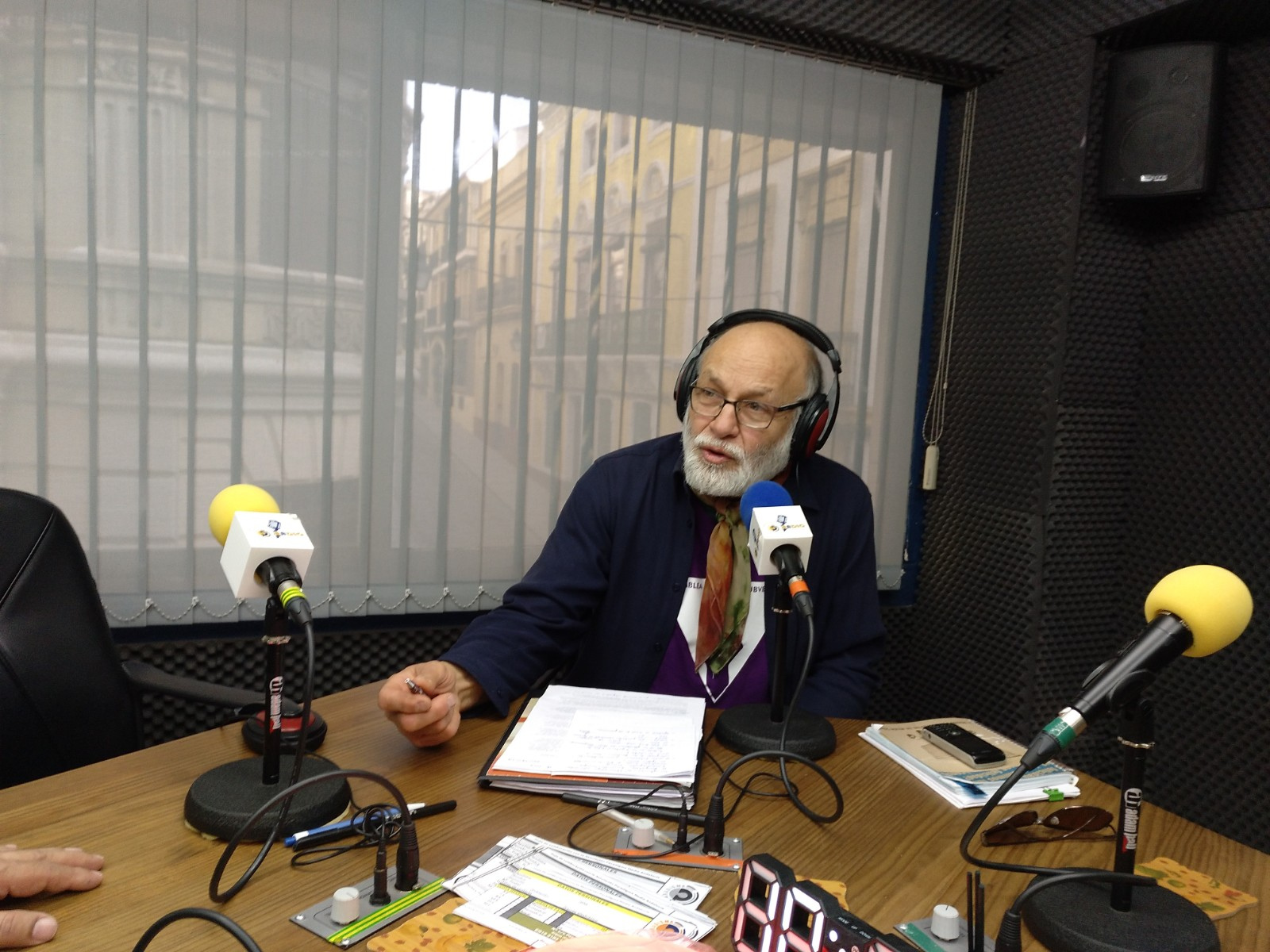 """Guillermo Contreras: """"El decrecimiento va a llegar de todas maneras, pero va a llegar de forma desordenada"""""""