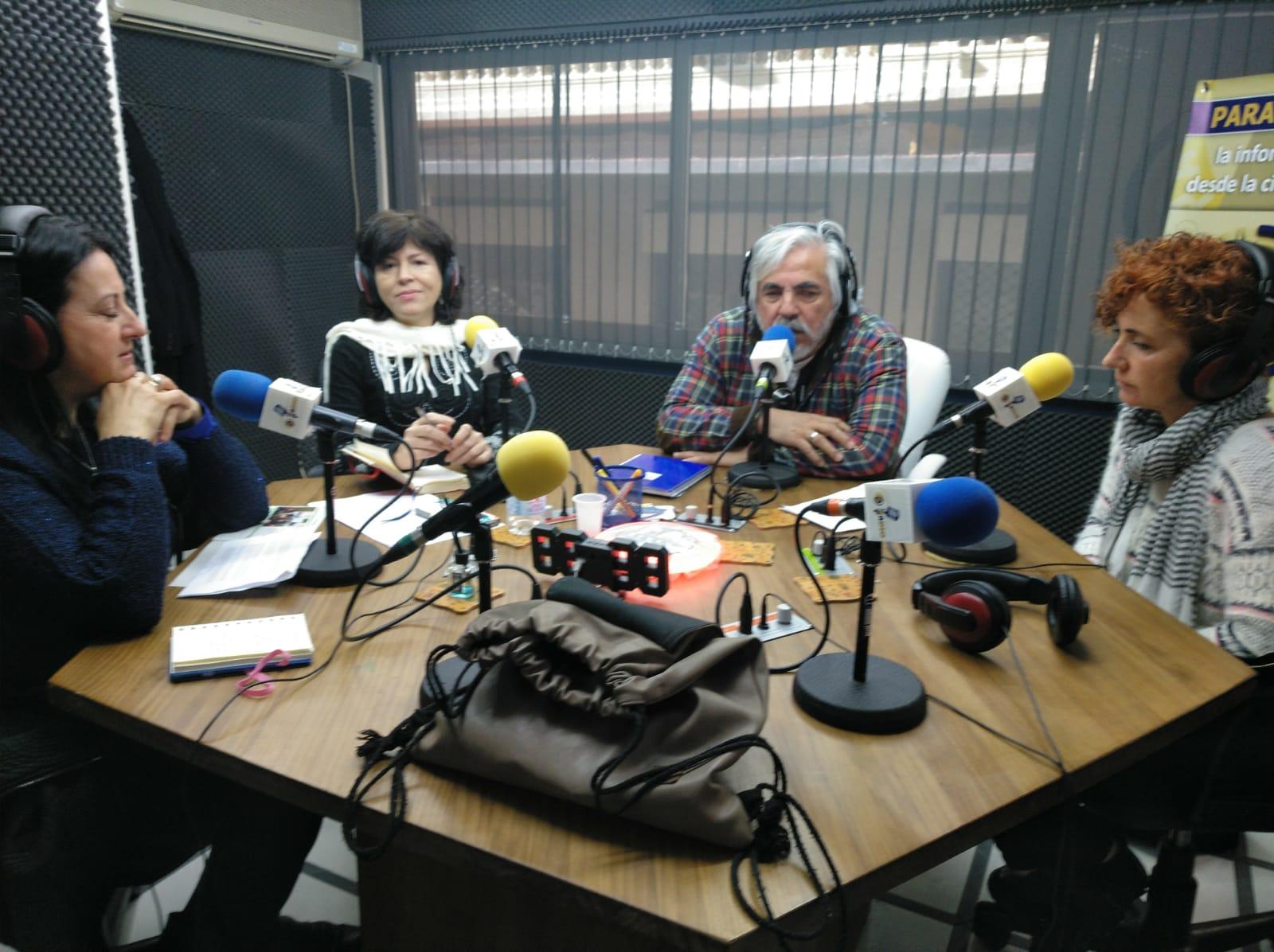 Vigésimoprimer programa de la 3ª temporada de ¡Qué tal!¿Cómo estamos? Con Inés Fontiveros y Álex Castellano
