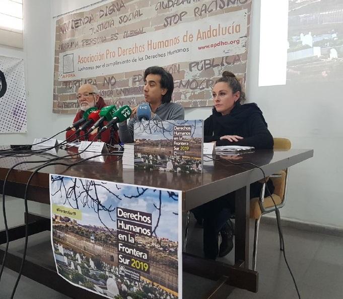 APDHA denuncia más de mil muertes de personas migrantes en la Frontera Sur, cuatro veces más que el año anterior