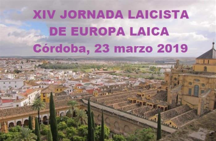 La XIV Jornada Laicista de Europa Laica analizará el próximo marzo en Córdoba las inmatriculaciones