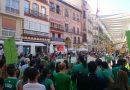 Marea Verde denuncia la deriva neoliberal de la política educativa del gobierno andaluz tripartito y su apuesta por la enseñanza privada-concertada
