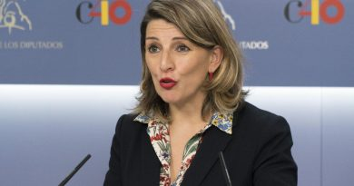 """Unidas Podemos aclara que """"no van a pactar para bajar las pensiones, ni para aumentar la edad de jubilación"""", pero TVE se queda en que """"bloquea el pacto de Toledo"""""""