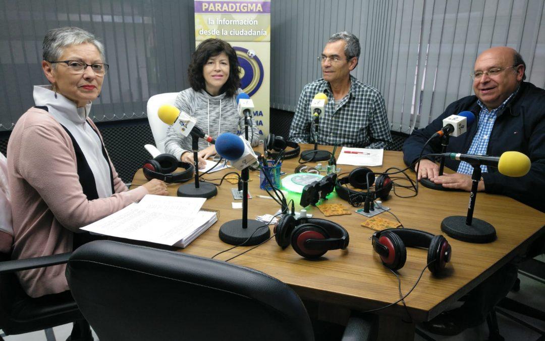 """Nuevo """"Charlemos"""" en Paradigma Radio: Los usos del Casco Histórico"""