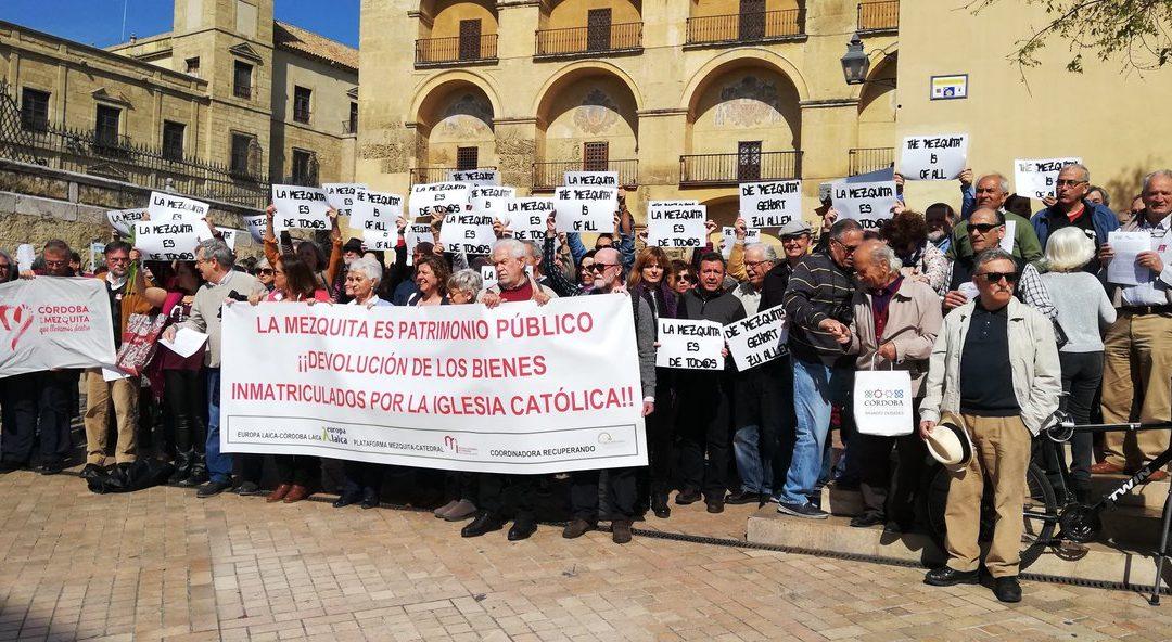 Europa Laica exige que se haga público el listado de los bienes inmatriculados por la Iglesia Católica