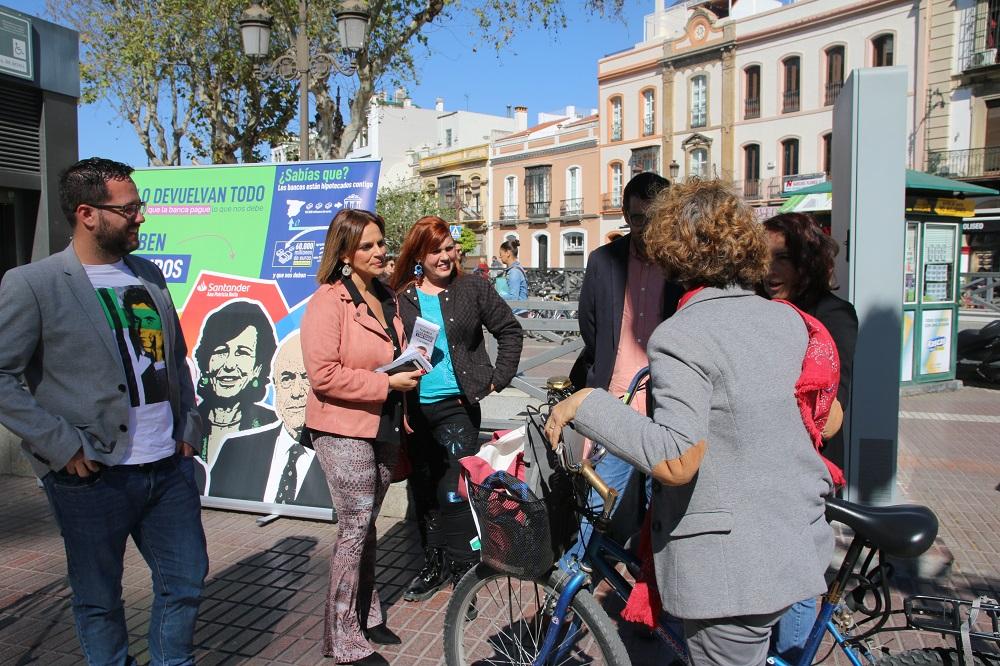 Presentan la campaña #Quelodevuelvantodo para pedir la recuperación del rescate bancario