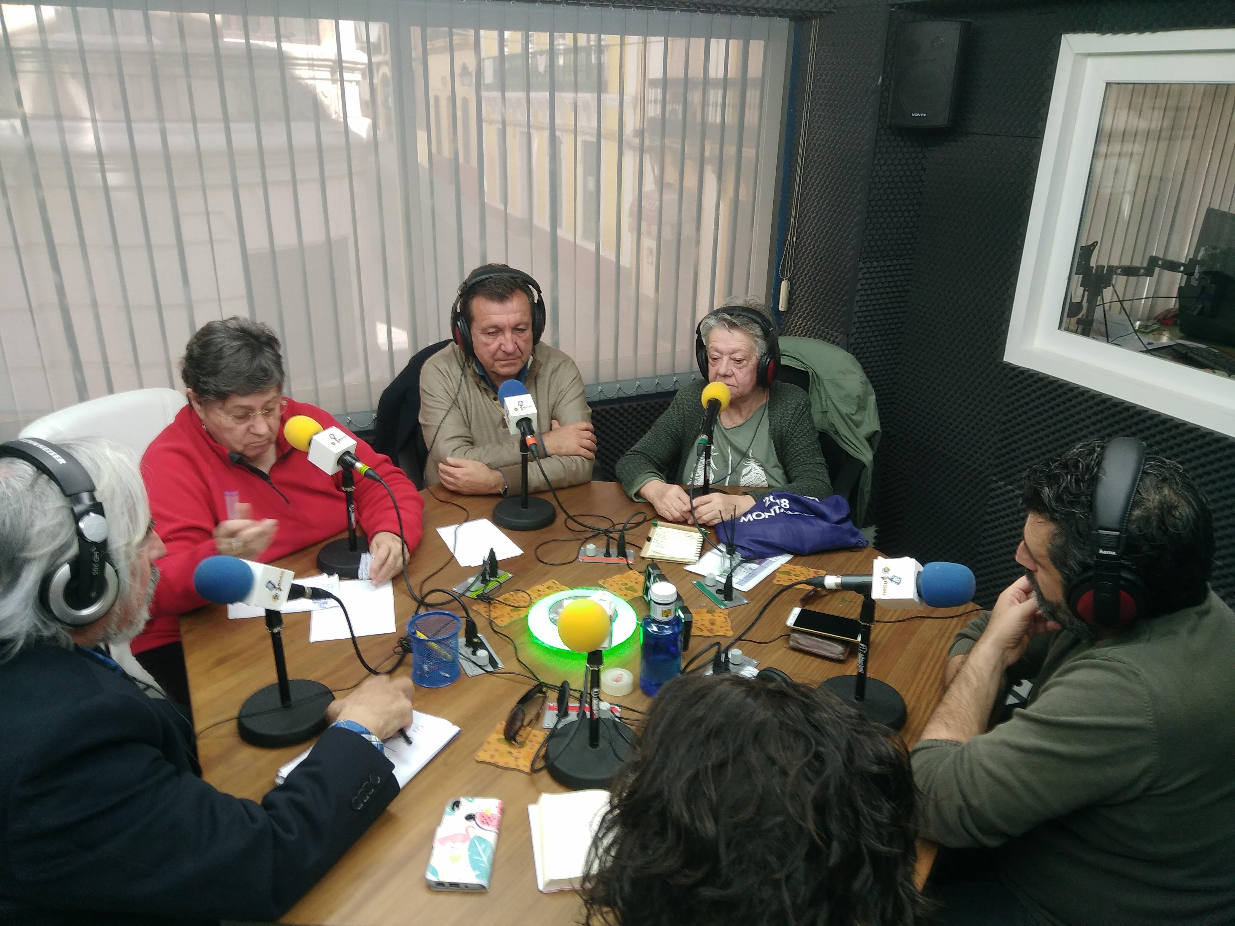 Vigésimo quinto programa de la 3ª temporada de ¡Qué tal!¿Cómo estamos? Con Inés Fontiveros y Álex Castellano