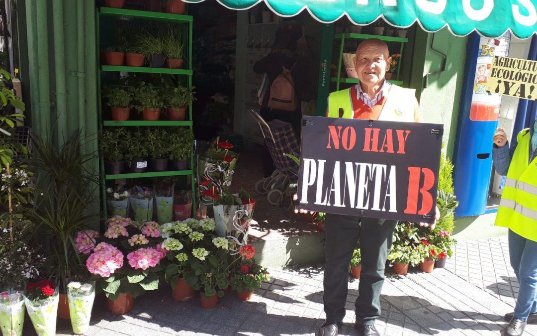 """""""No hay planeta B"""" se consolida en siete barrios de Córdoba"""